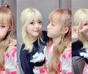 sei, suyeon, and weki meki image