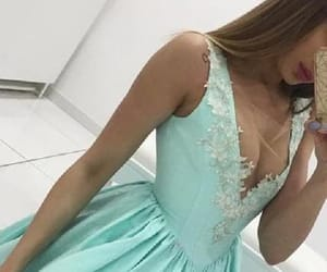 homecoming dress, prom dresses lace, and prom dresses for cheap image