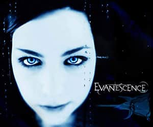 amy lee, evanescence, and rock image