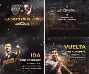 football, river plate, and copa libertadores image