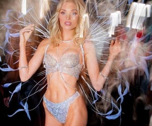 elsa hosk, Victoria's Secret, and angel image