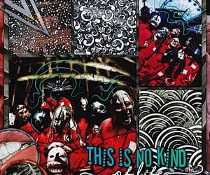 bands, slipknot, and my edit image