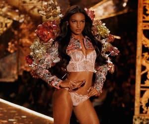 Victoria's Secret and jasmine tookes image