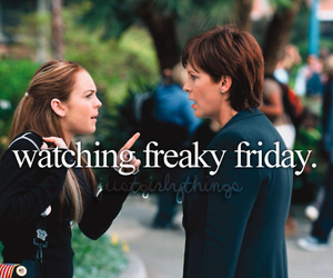 freaky friday and just girly things image