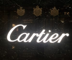 cartier, alternative, and dark image