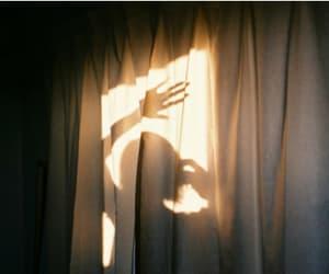 shadow, tumblr, and photography image