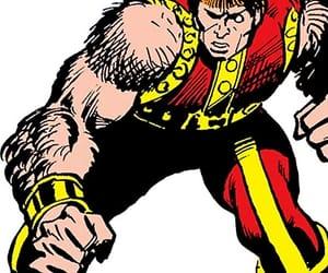 Marvel, marvel comics, and black goliath image