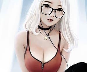 anime, anime girl, and sexy Girl image
