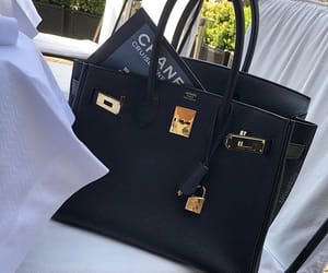 bag, classy, and hermes image