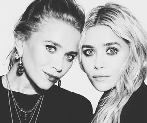 olsen twins, twins, and olsen image