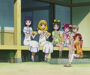 233 images about glitter force glitter force doki doki on we heart