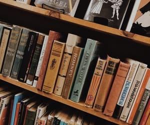 books, bookstore, and cozy image
