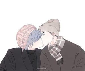 36 images about yoonmin fanart on We Heart It   See more about bts