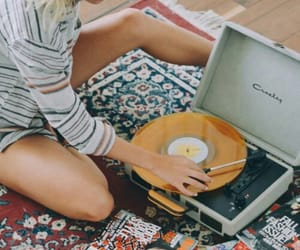 music, article, and vintage image