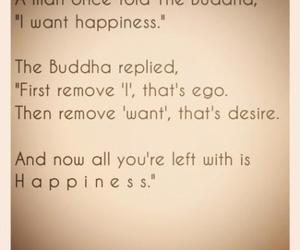 Buddha, happiness, and wisdom image