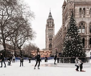 christmas, place, and snow image