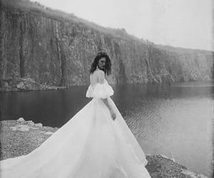 alternative, beautiful, and black & white image
