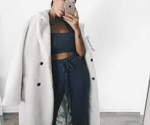 aesthetic, blogger, and jacket image