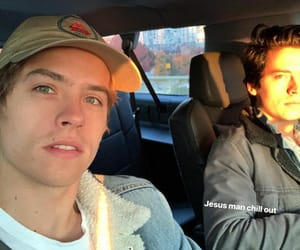 dylan sprouse and cole sprouse image