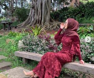hijab, inspiration, and stylé image