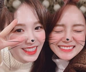 sejeong and wendy