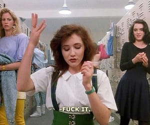 fuck it, shannen doherty, and veronica sawyer image