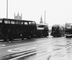 black and white, inspo, and london image