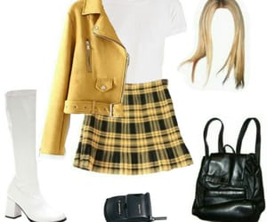 cher, Clueless, and Polyvore image