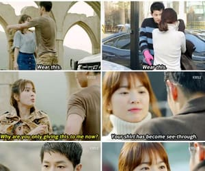 dots, drama, and descendants of the sun image