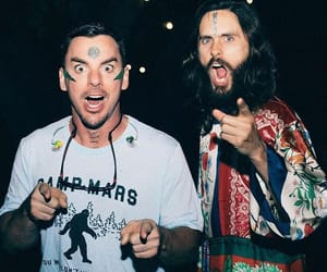30 seconds to mars, california, and jared leto image