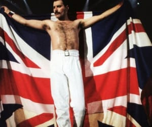 Freddie Mercury and Queen image
