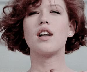 gif, ginger, and Molly Ringwald image
