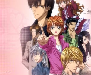 comedy, ren tsuruga, and romance image