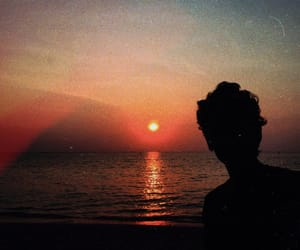 asia, silhouette, and summer image