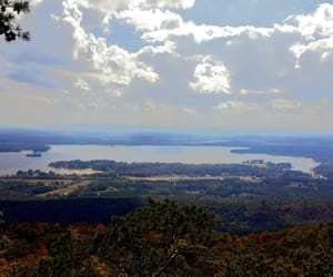alabama, lookout, and nature image