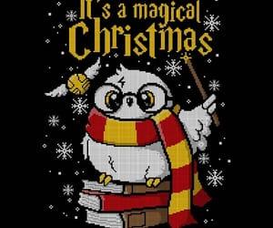 christmas, dibujo, and divertido image