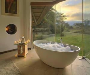 home, bath, and house image
