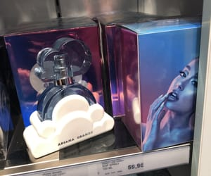 ariana grande, arianagrande, and cloud perfume image