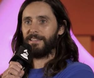 30 seconds to mars, jared leto, and grammy museum image