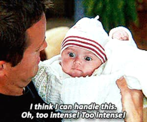 accurate, chandler bing, and emma image