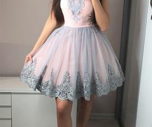 cute homecoming dress image