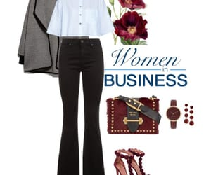 business, fashion, and jacket image