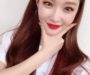 k-pop, ioi, and chanmi image