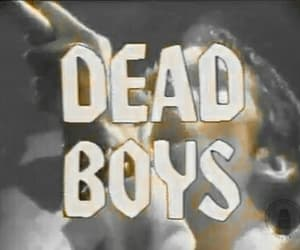 aesthetic, dead boys, and grunge image