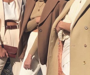 beige, fashion, and simplicity image