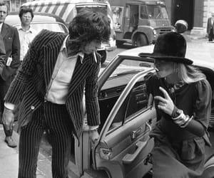 60s, anita pallenberg, and Keith Richards image