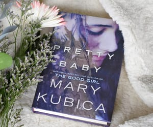 book, pretty baby, and thriller image