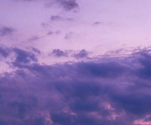 sky, wallpaper, and purple image