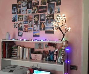 pink, style, and room style image