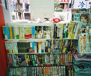 beautiful, books, and japan image